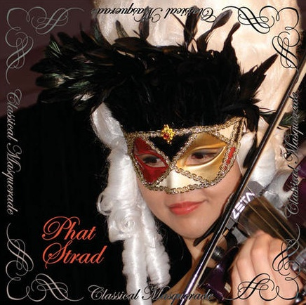 Classical Masquerade CD Cover