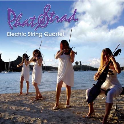 Electric String Quartet CD Cover