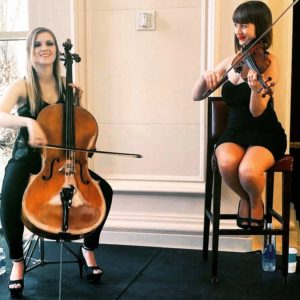 Sarah Chaffee Megan Wingerter Duo