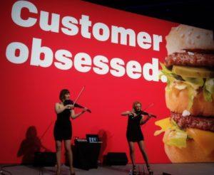 Phat Strad McDonalds