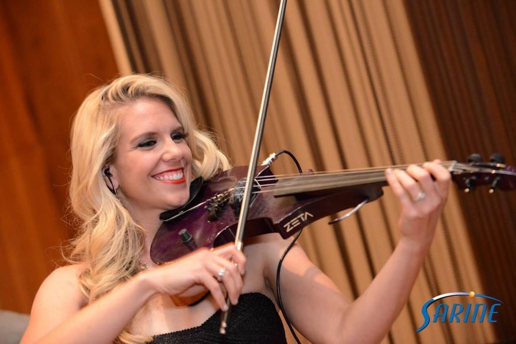 Rock Violin Female
